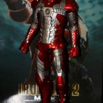 IRON-MAN MARK V, la nouvelle figurine de Hot Toys en détail