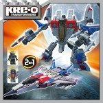 Review – Transformers – Kre-O – Starscream