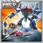 Review – Transformers – Kre-O – Starscream