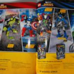 LEGO SUPER HEROES ULTRA BUILD les premiers visuels