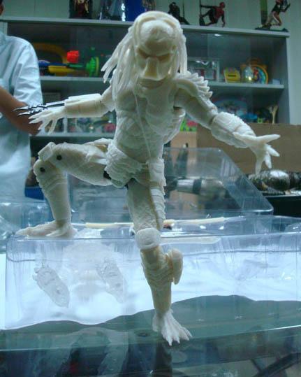 """7"""" Predator City Hunter figure"""