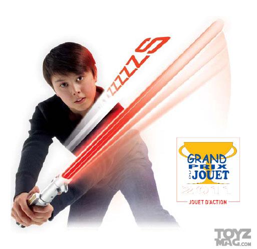 star wars light saber 2011 hasbro