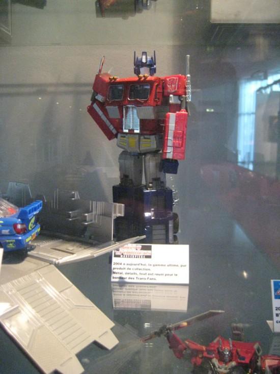 Transformers espace carpeaux Fury Sanctuary