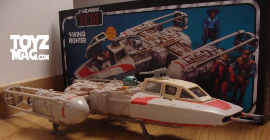 Star Wars The Vintage Collection : Y-Wing