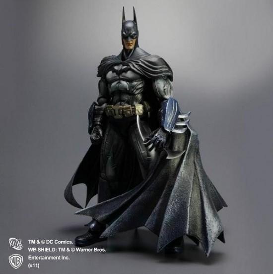Batman Arkham Asylum Play Arts Kai