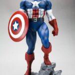 Captain America par Kotobukiya