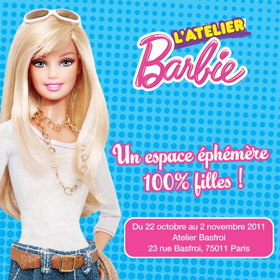 Atelier Barbie