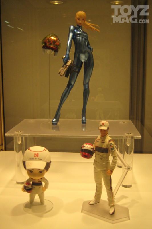 figurines 2012 GOOD SMILE COMPAGNY NENDOROID FIGMA