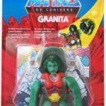 Granita, une nouvelle figurine MOTU vintage