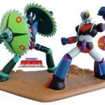 Grendizer vs Janus : Du Goldorak chez Karisma Toys