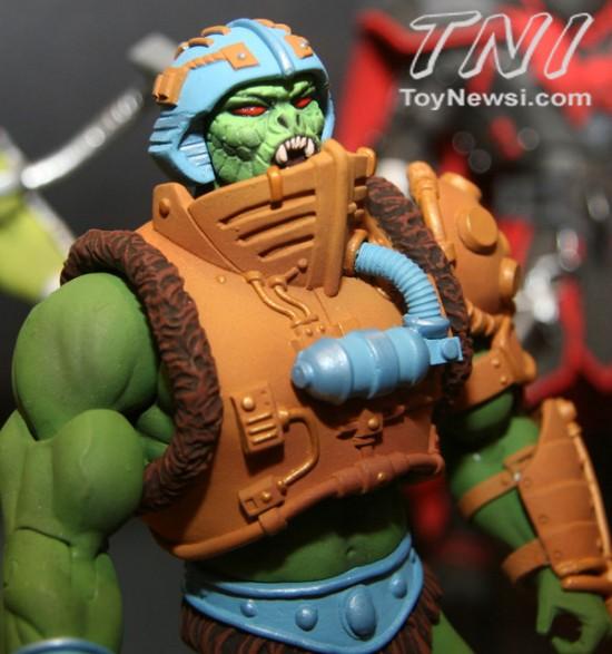 MOTUC SNAKE MAN AT ARMS