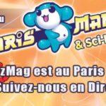Suivez le Paris Manga & Sci-Fi Show avec ToyzMag