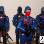 GI Joe : Cobra Infantry Forces set