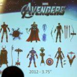 NYCC 2011 : Présentation des nouveautés Marvel par HASBRO