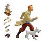 Nouvelles figurines TINTIN par Plastoy