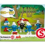 Une fin d'année très Schtroumpf pour Schleich