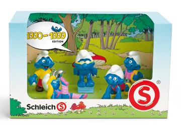 schtroumpfs 1990 - 1999