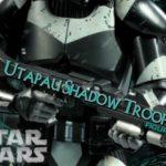 """Sideshow : Utapau Shadow Trooper 12"""""""
