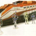 Star Wars : Star Tours Starspeeder 1000 (exclu Disney)