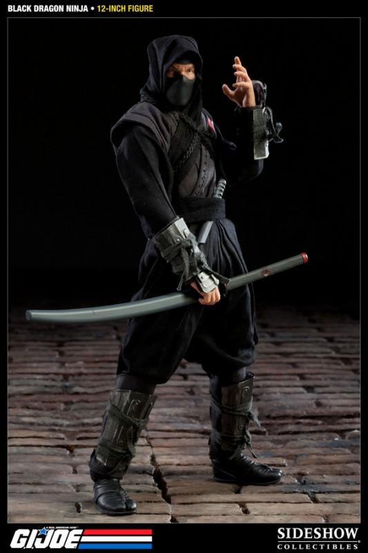 Black Dragon Ninja