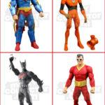 Les nouvelles figurines DC universe All-Stars par Mattel