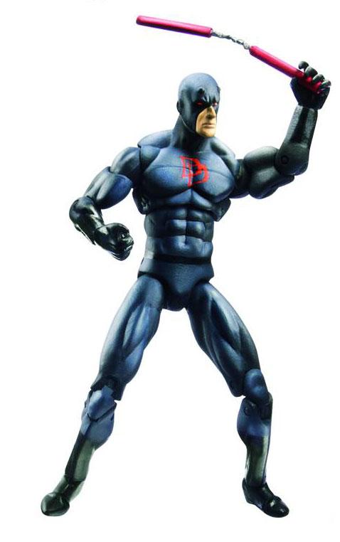 Daredevil shadow land Marvel Universe la wave 6