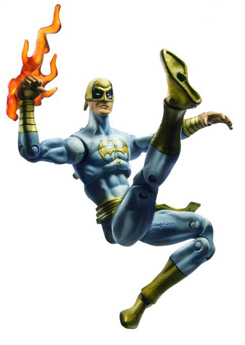 Marvel Universe la wave 6 Iron First