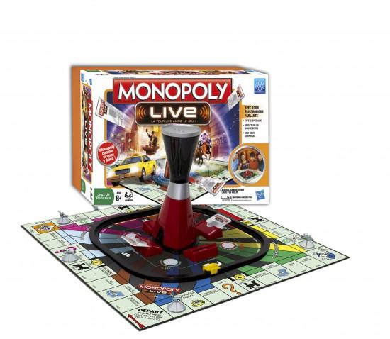 Monopoly Live plateau HASBRO
