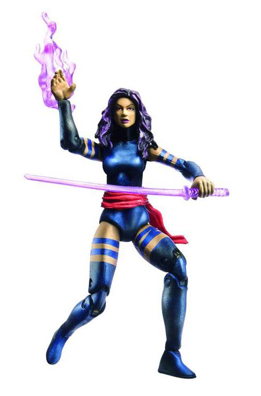 Psylocke Marvel Universe la wave 6