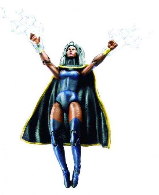 Storm Marvel Universe la wave 6