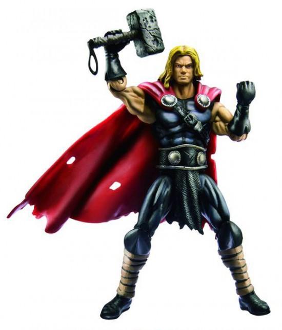 Thunder Age Thor  Marvel Universe la wave 6
