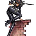 Une nouvelle Black Widow Bishoujo