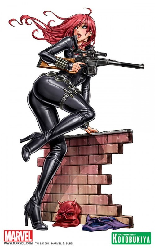 black widow kotobukiya Bishoujo