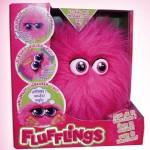 Les Flufflings les boules de poils interactives