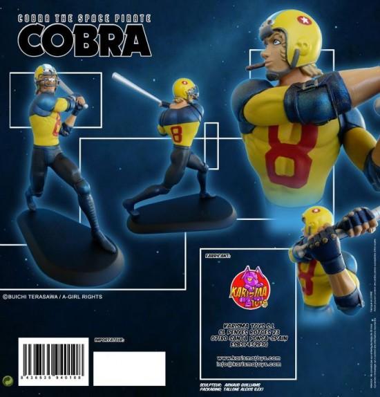 karisma toys cobra rugball packaginig