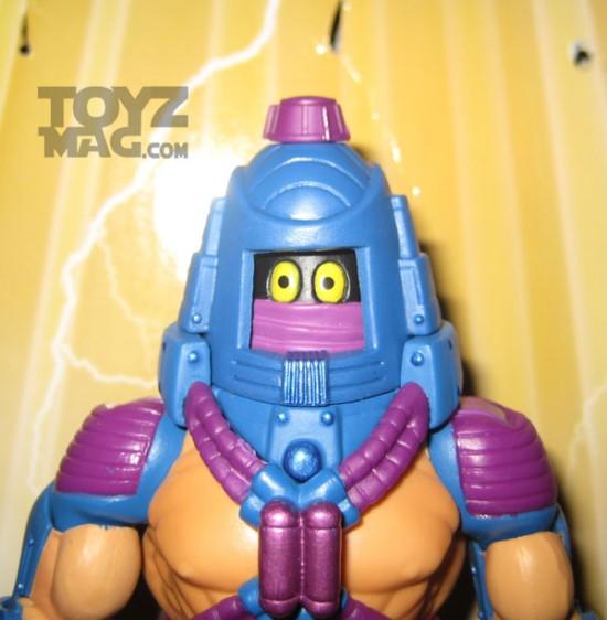 Masters of the univers classics MOTUC man-e-faces maskor Mattel matty