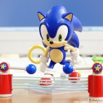 Sonic arrive en version Nendoroid