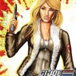 GI Joe Club : illustration pour Cover Girl
