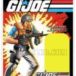 Gi Joe Topside la carte