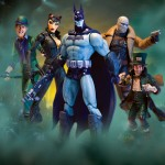 Batman Arkham City la série 2 de DC DIRECT