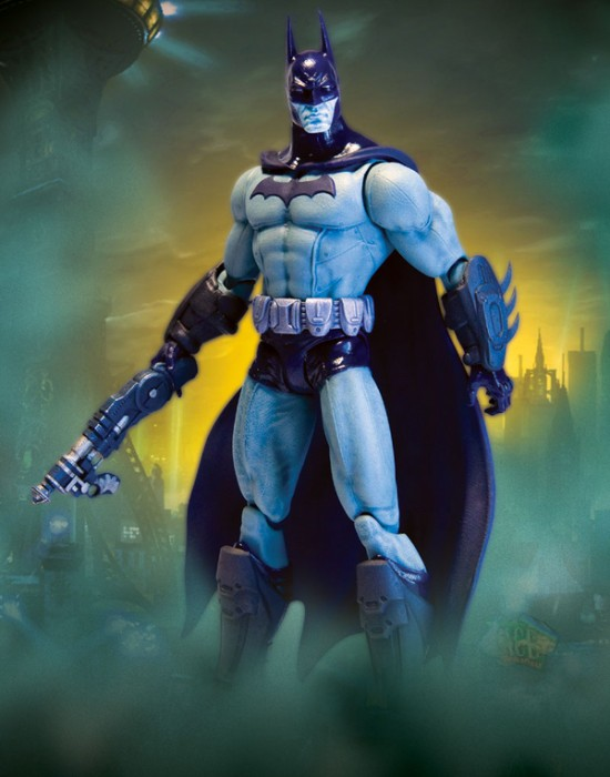 batman arkham city DC direct serie 2