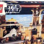 Star Wars : Nouveautés Lego 2012