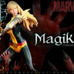 Magik en statuette
