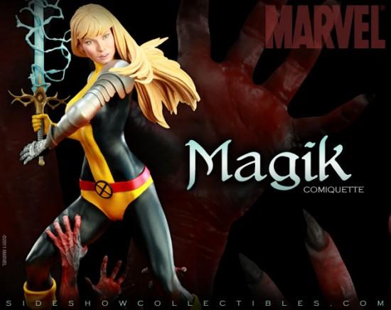 magik comiquette sideshow 2012