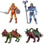 He-Man, Skeletor et les chasseurs de fantômes disponibles toute l'année !