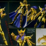 Milo du Scorpion en version Myth Cloth Ex
