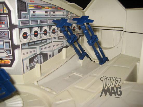 star wars millennium falcon kenner 1980