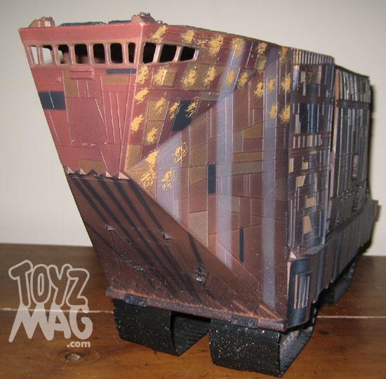 star wars Sandcrawler OTC 2004