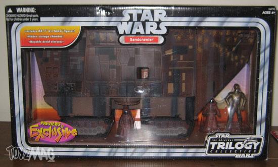 star wars sandcrawler OTC