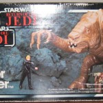 L'instant Vintage : Le Rancor Monster Star Wars